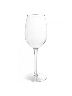 Taça Vinho 360ml de TRITAN kit 4 peças