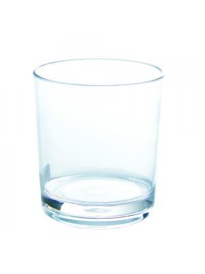 Copo redondo 270ml de policarbonato
