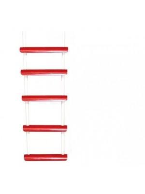 Escada Plastica 5 degraus