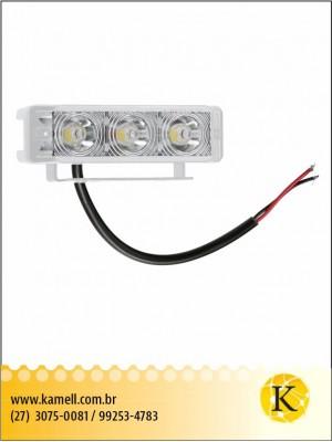 Farol de milha em LED . 12V