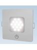 Luminária Quadrada de interior em LED - (Acendimento TOUCH)