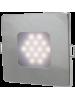 Luminária INOX 316 Quadrada de interior em LED - (Acendimento TOUCH)